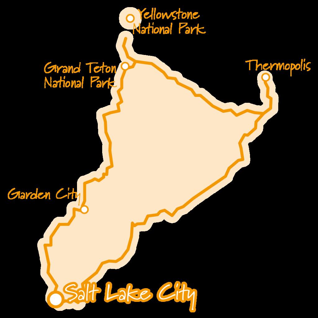 イエローストーン国立公園