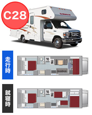 C28 Camping Car