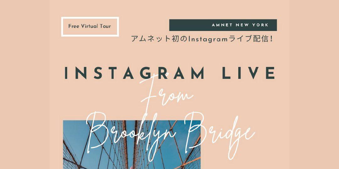 「秋のブルックリンブリッジ」バーチャルツアー!