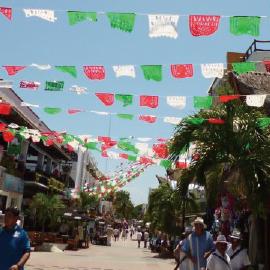 Playa del Carmen(プラヤ・デル・カルメン)