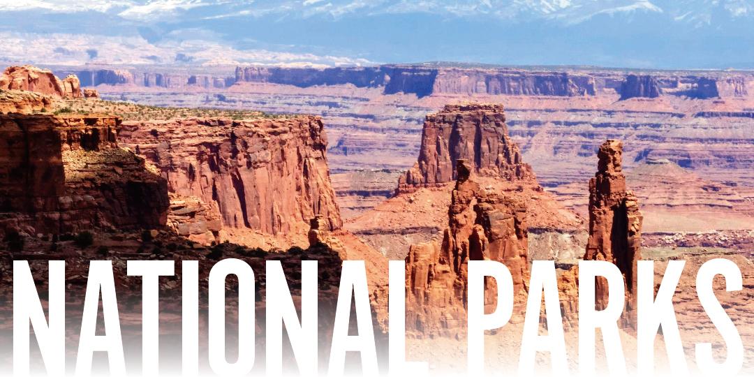 National Parks(国立公園)